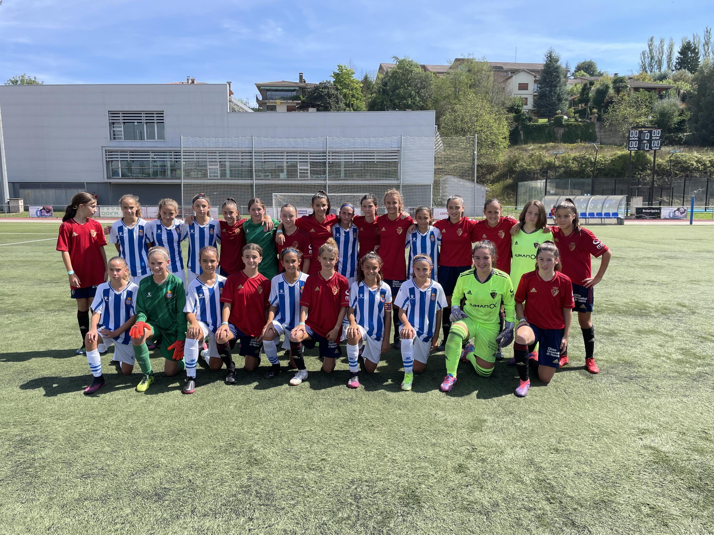 RCD. ESPANYOL I CA. OSASUNA FINALISTES DE LA TORELLÓ CUP 2021