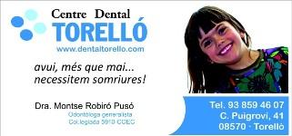 CENTRE DENTAL TORELLÓ