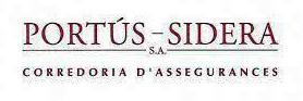 Assegurances Portús-Sidera