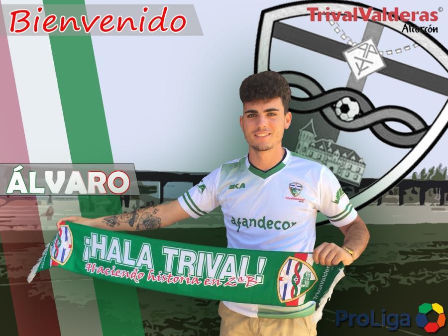 OFICIAL/ Fichaje Álvaro Madrid Aficionado
