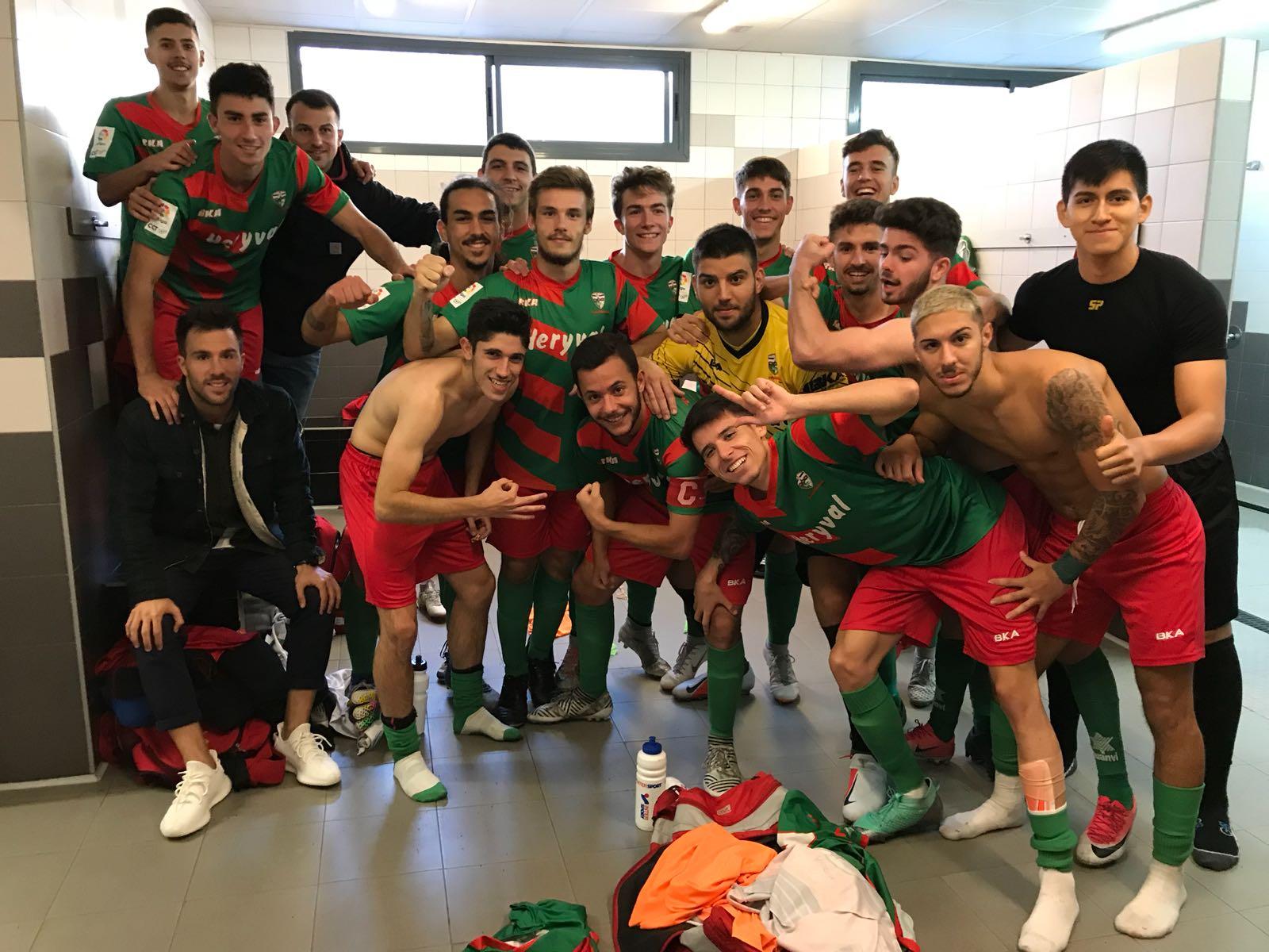 PREFERENTE/ Segunda victoria consecutiva frente al Atlético Club de Socios