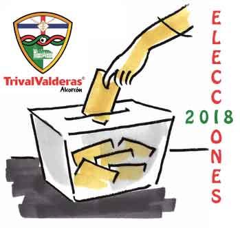 Calendario de actuaciones en el proceso electoral