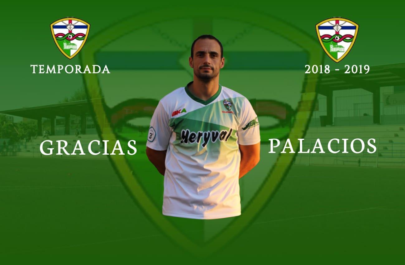 COMUNICADO OFICIAL: Palacios causa baja en el Primer Equipo