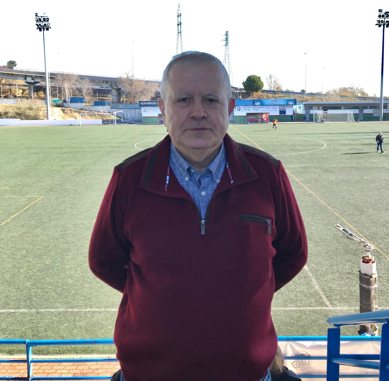 PEDRO J. LIZA SE INCORPORA AL DEPARTAMENTO DE COMUNICACIÓN DEL CLUB