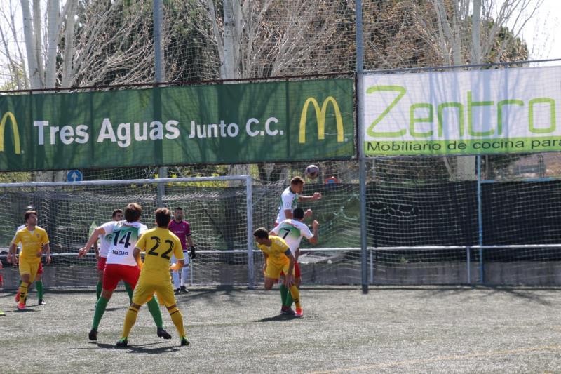J30/ TrivalValderas Alcorcón - Alcobendas Sport