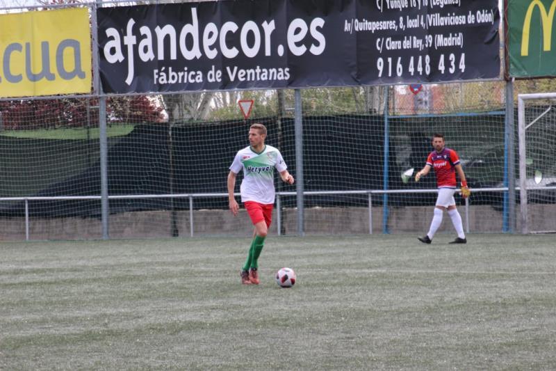 J32/ TrivalValderas Alcorcón - San Fernando