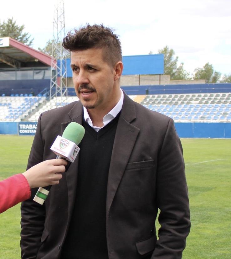 COMUNICADO OFICIAL | Juanjo Granero no continuará al frente del Primer Equipo