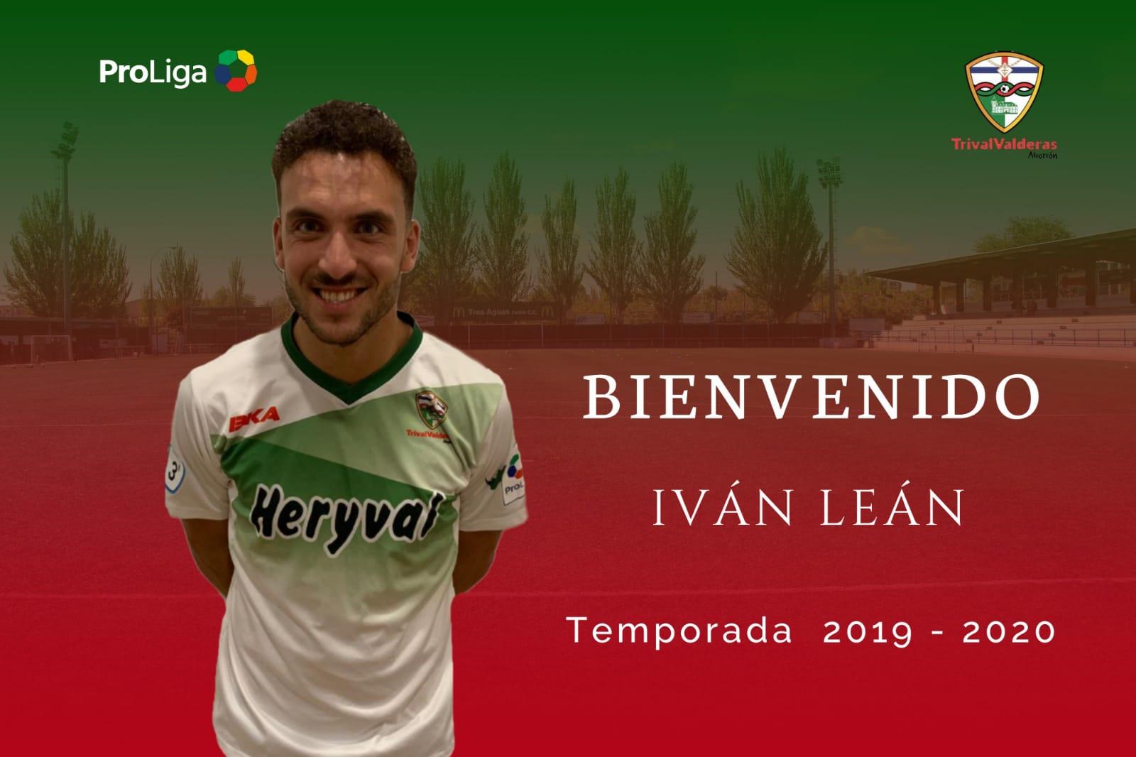 OFICIAL | Iván Leán, octava incorporación del Primer Equipo