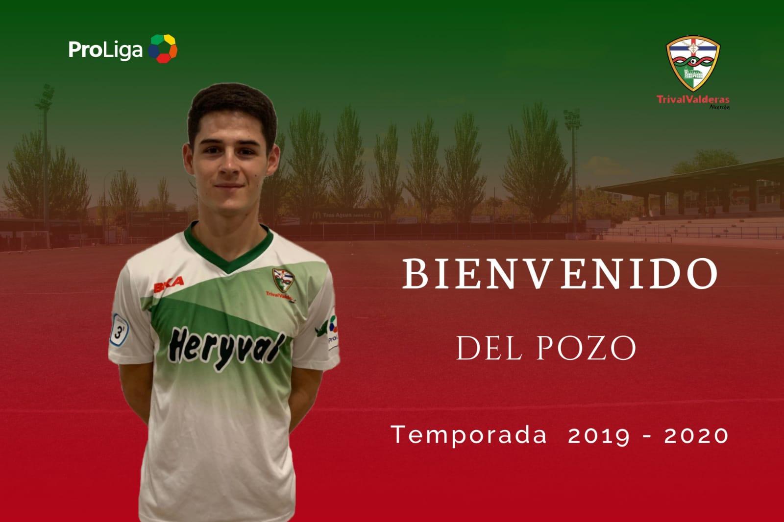 OFICIAL | Juanjo Del Pozo, undécima incorporación del Primer Equipo
