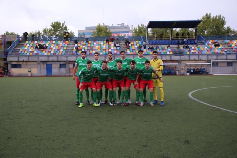 J9/ Alcobendas Sport - TrivalValderas Alcorcón