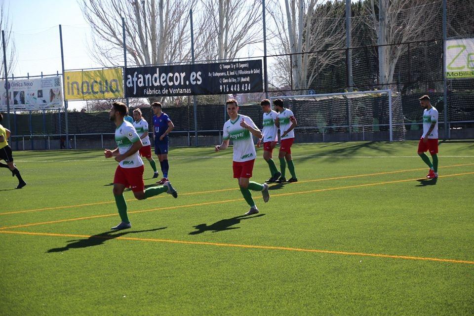 CRÓNICA TERCERA | El Móstoles remonta un gol de Diego y se hace con los tres puntos
