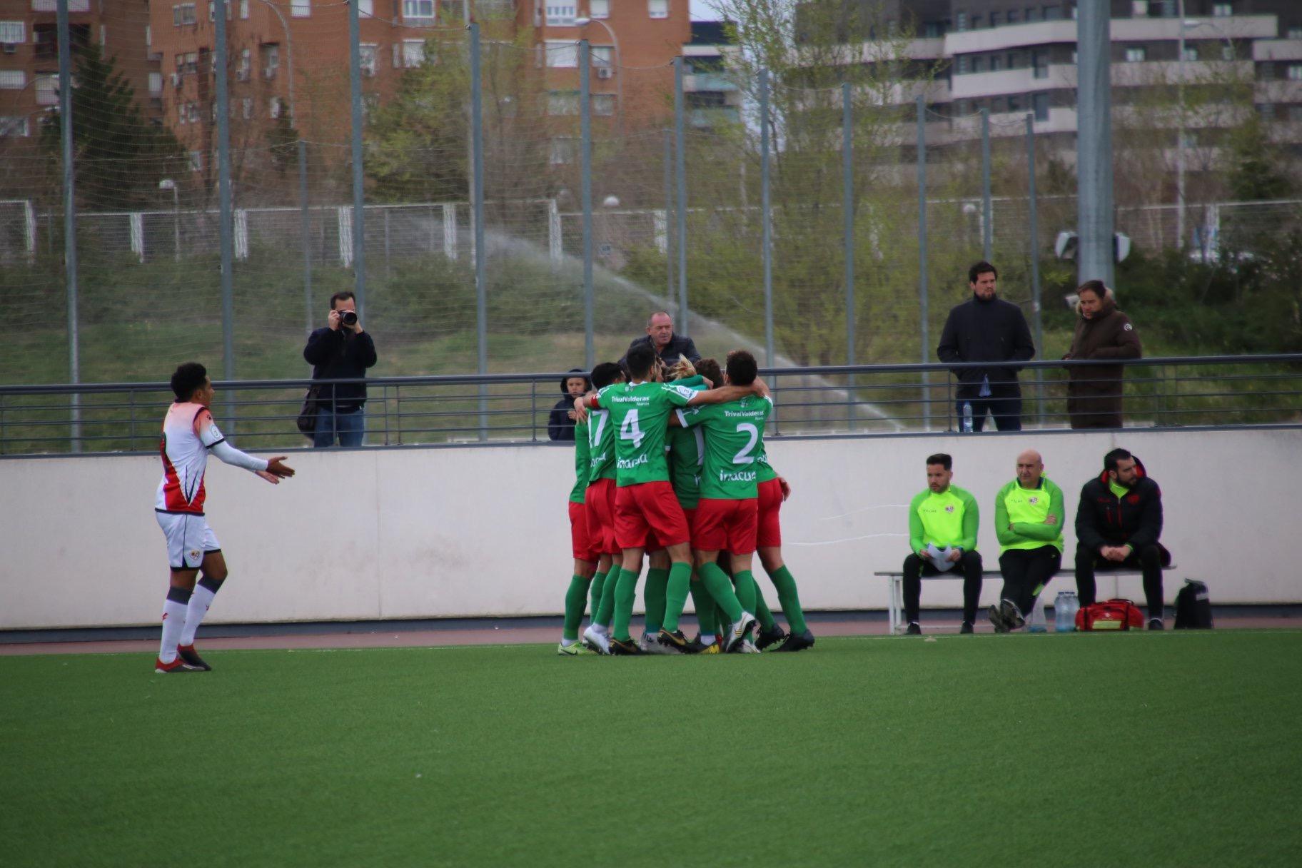 sdsCRÓNICA TERCERA | Victoria frente al filial vallecano que sitúa al equipo en la cuarta plaza