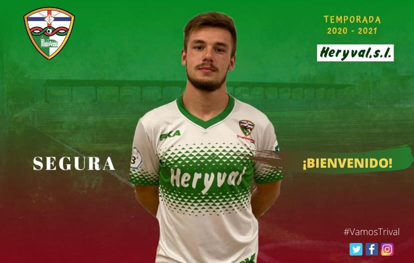 OFICIAL | SEGURA vuelve a La Canaleja y se convierte en la tercera incorporación del Primer Equipo