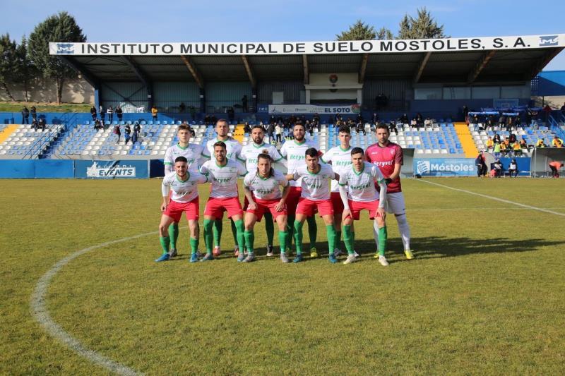 20/21 - J9   Móstoles C.F. - C.F. TrivalValderas Alcorcón