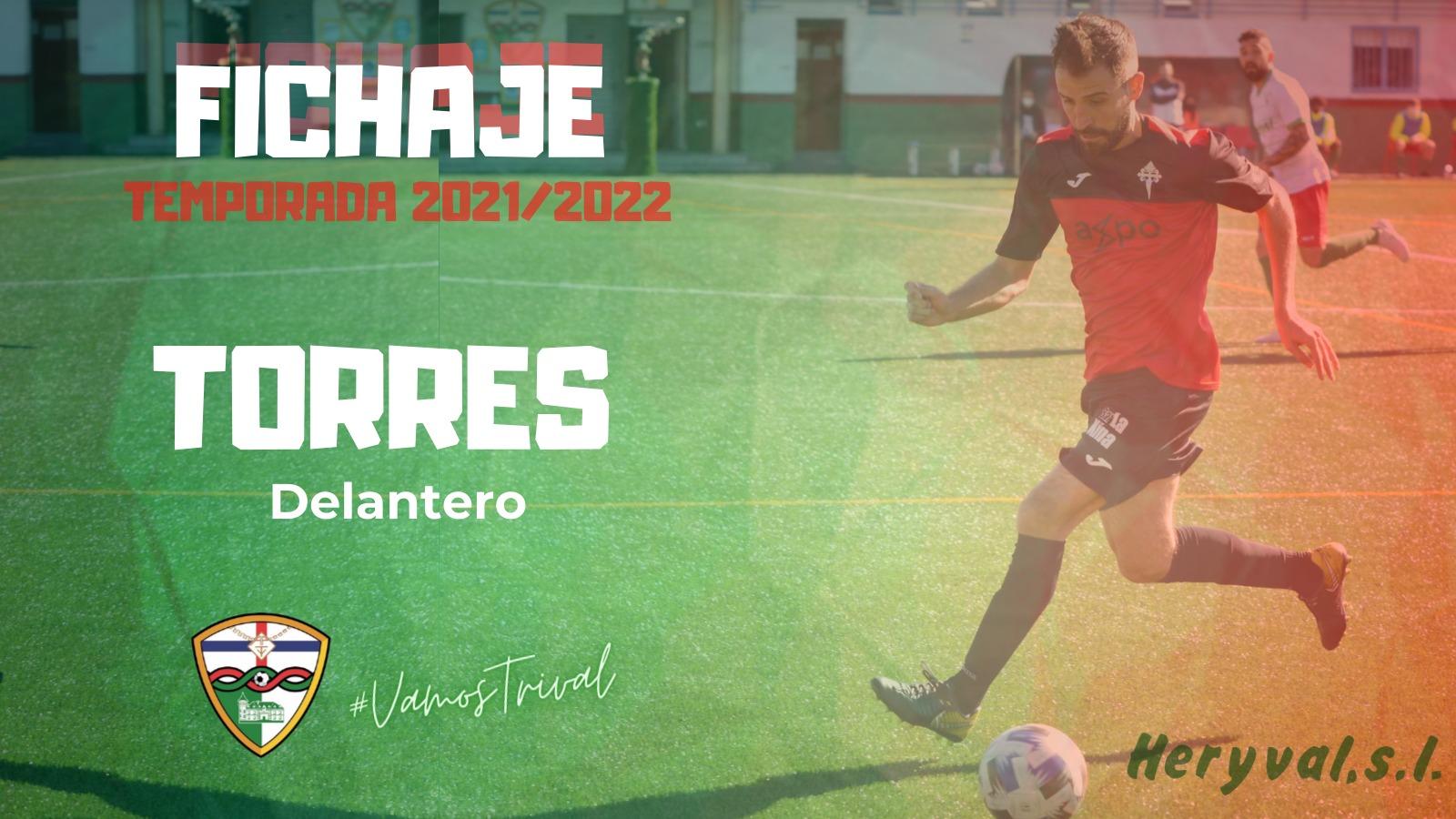 FICHAJE | Torres, segunda incorporación del Primer Equipo