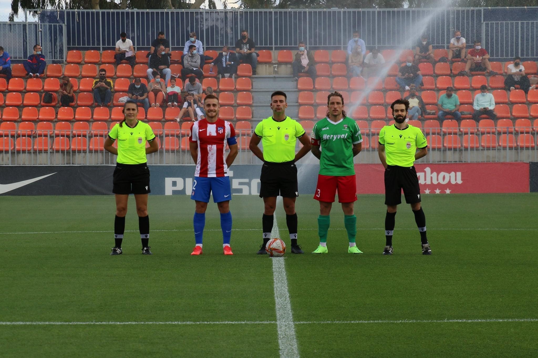 Jornada 3 I Se nos escapan los tres puntos ante el Atlético de Madrid