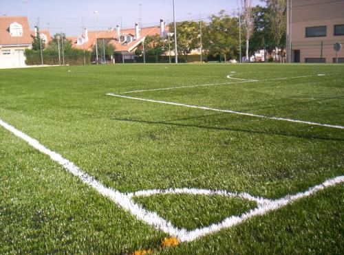 Campo de Ceped artificial