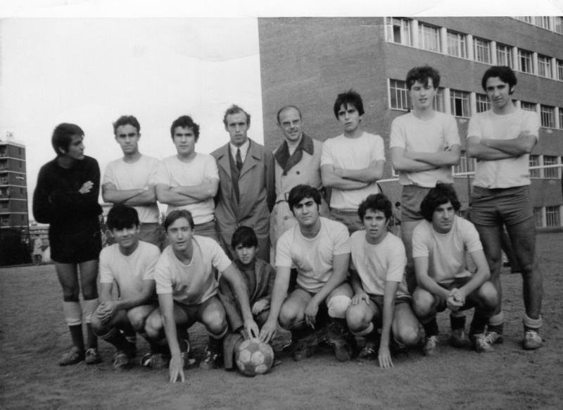 Juvenil 1970