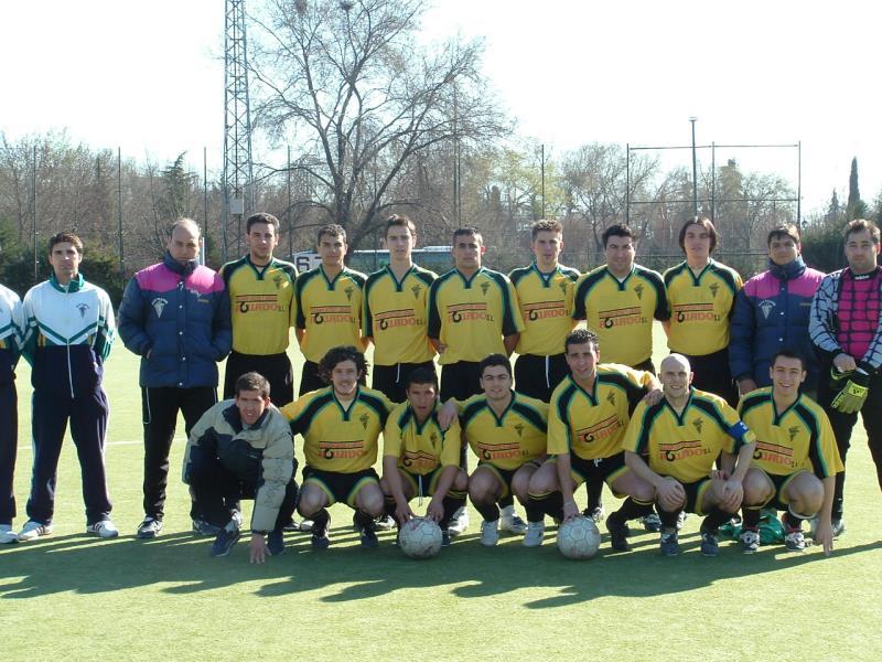 Aficionado A Temporada 2001/2002
