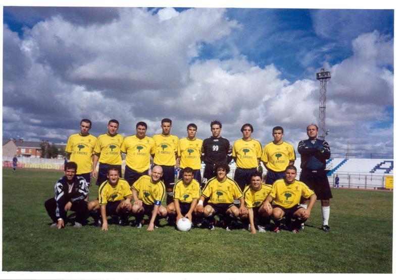Aficionado A Temporada 2002/2003