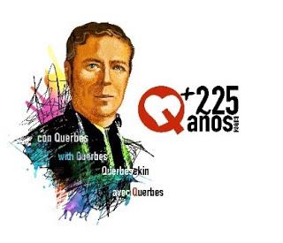 CELEBRAMOS EL 225ª ANIVERSARIO DEL NACIMIENTO DEL P. LUIS QUERBES