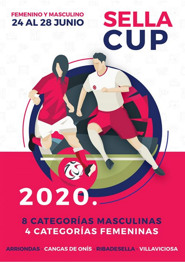 O Victoria FC participará esta tempada na Sella Cup