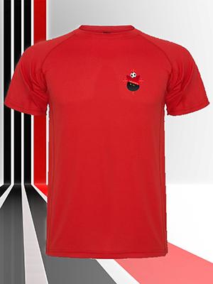 Camiseta de adestramento Roly Montecarlo