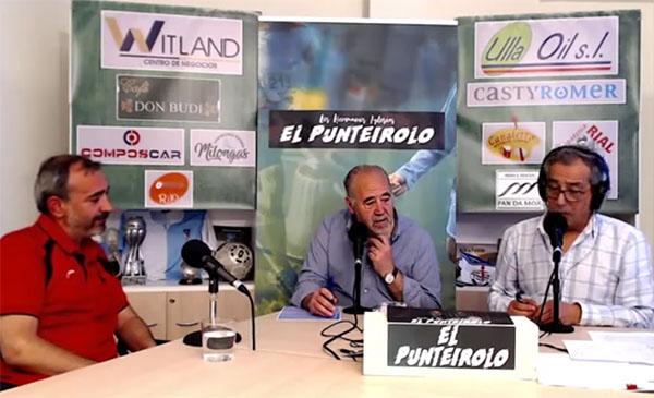 Pablo Montero, coordinador da sección masculina