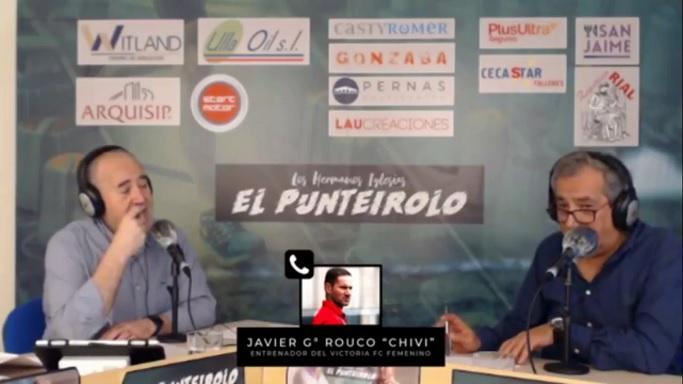 Chivi García, de novo en El Punteirolo
