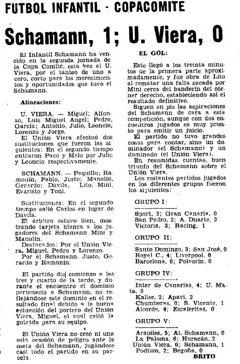 30 de MARZO de 1974