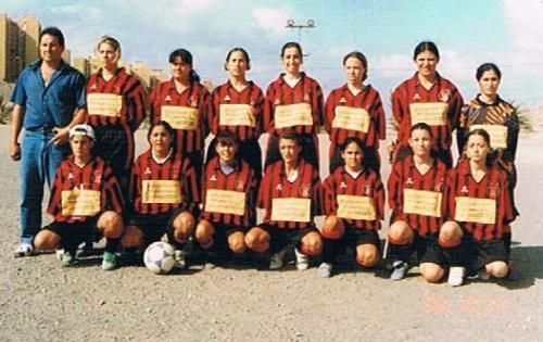 femenino 1998