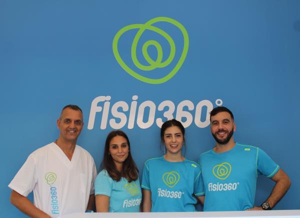 PATROCINADORES   Fisio360 se una a la familia vierista