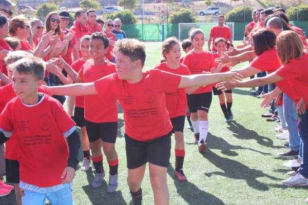BENJAMÍN | NORTE VIERA 8 - PILETAS 0 | BRILLANTE ASCENSO A PREFERENTE