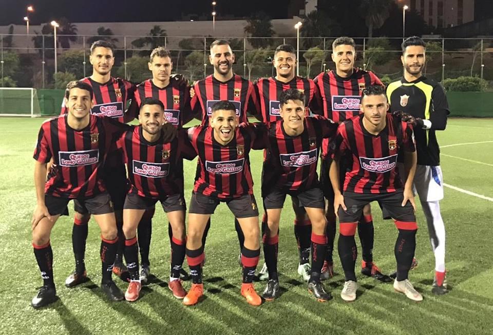 TERCERA |UNIÓN VIERA 3 – LAS PALMAS C 2 |  El Unión Viera se acuesta tercero en la tabla tras vencer al filial amarillo