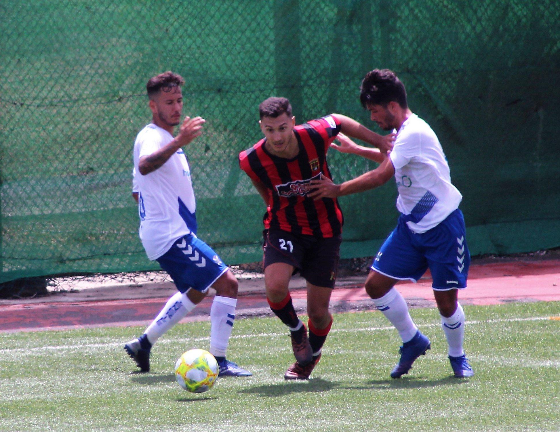 Tenerife B - Unión Viera: Duelo de aspirantes a cara de perro