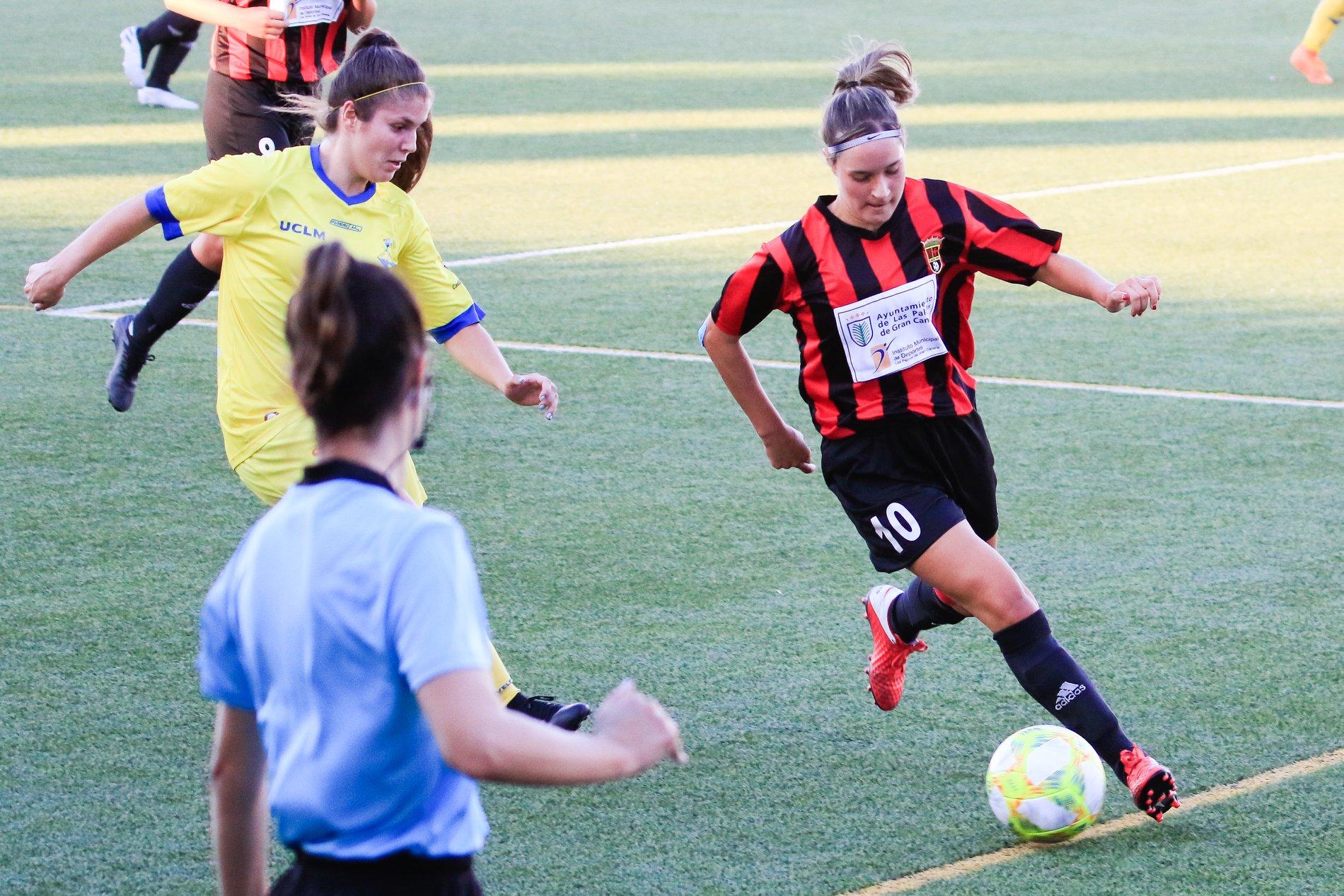 FF LA SOLANA 1 - U. VIERA FEMENINO 0