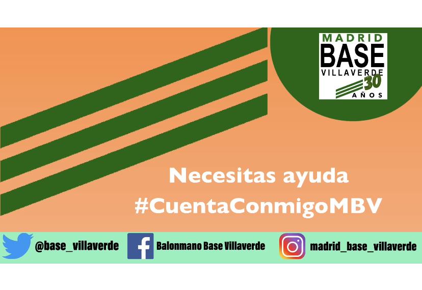 sdsProyecto #CuentaConmigoMBV