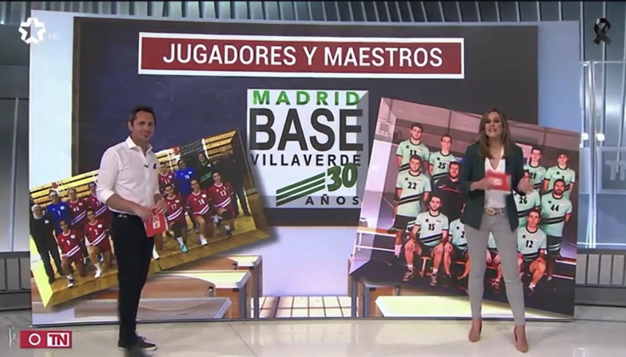 sds#CuentaConmigoMBV en Telemadrid