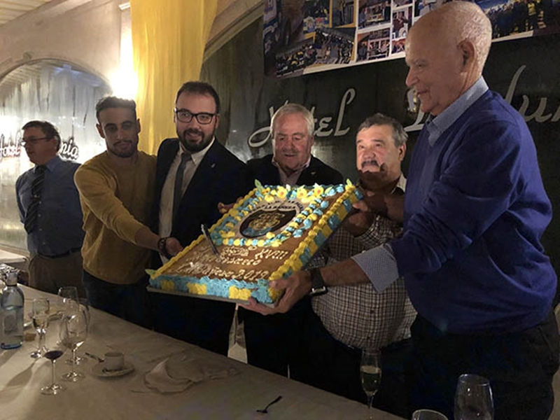 NUESTRA ASOCIACION INVITADA AL XVIII ANIVERSARIO PEÑA LA BAÑEZA