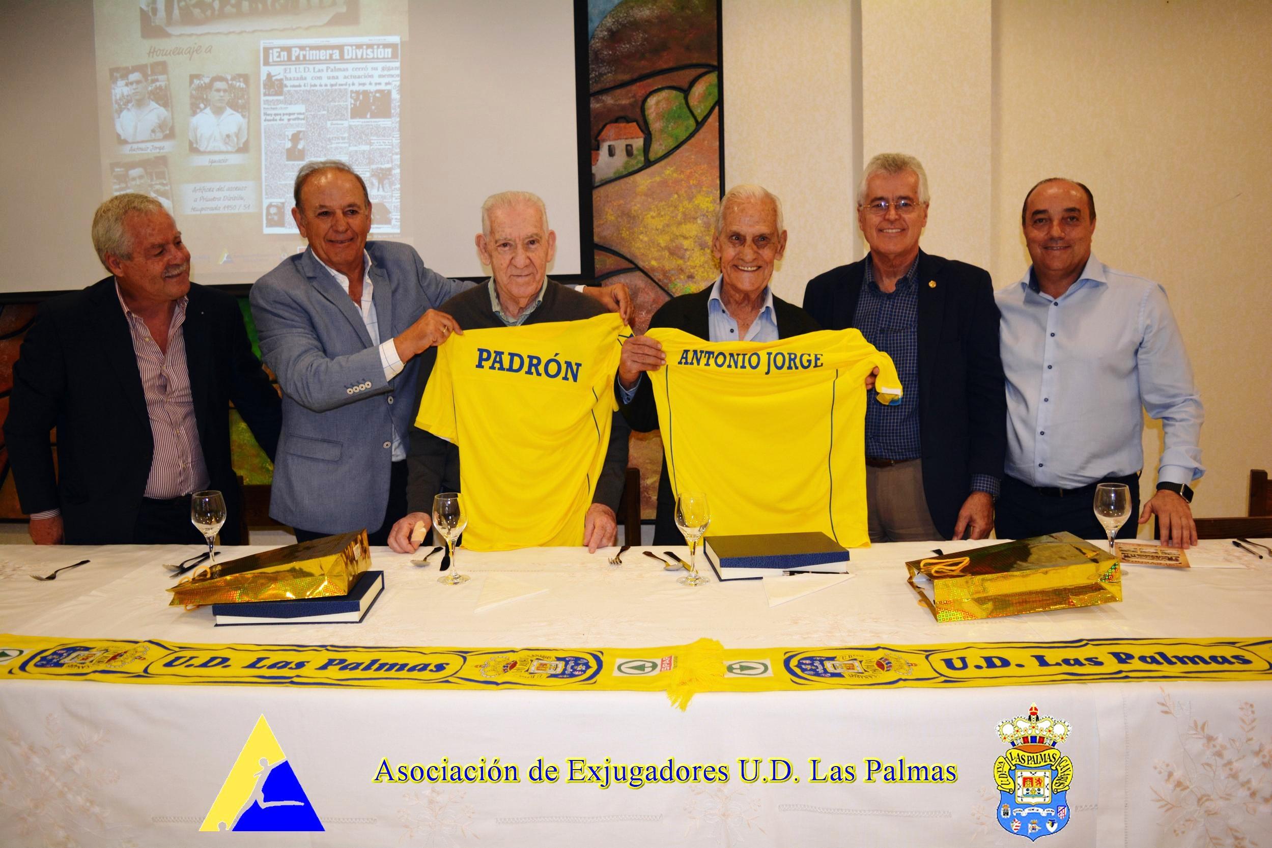 FALLECE SINFORIANO PADRÓN, EX JUGADOR DE LA UD LAS PALMAS