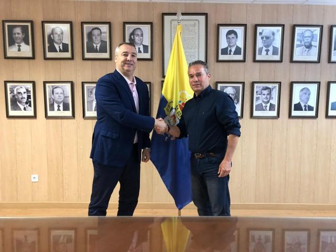TINO LUIS CABRERA, NUEVO SECRETARIO TÉCNICO DE LA UD LAS PALMAS
